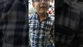 5 years old boy told how to impress a girl