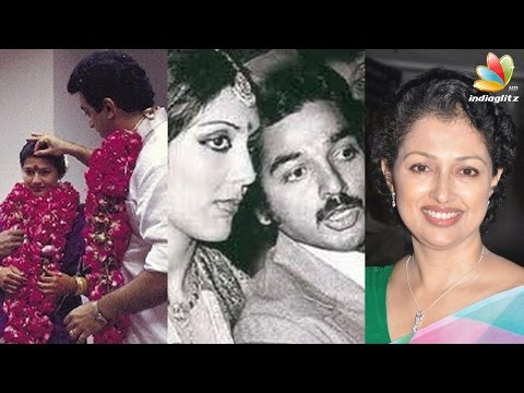 kamal hassan and srividya relationship