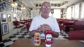 Mustard vs. ketchup: Which belongs on a burger?