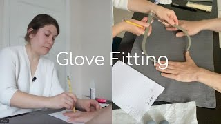 Glove Fitting, Measuring & Molding - Real Person ASMR