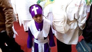 NASZ MIKROREPORTAŻ / MALTA / Erytrejski kościół ortodoksyjny. Co za energia!