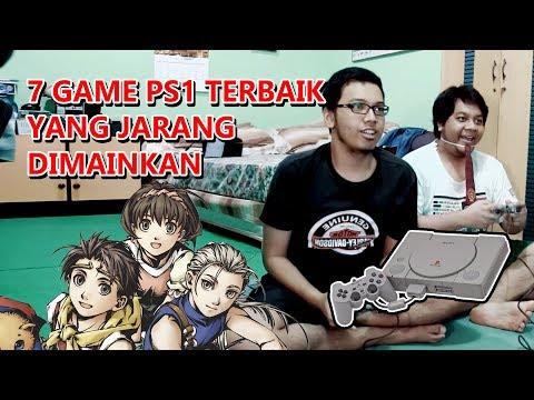7 Game PS1 TERBAIK Yang Jarang Dimainkan - TAG 7