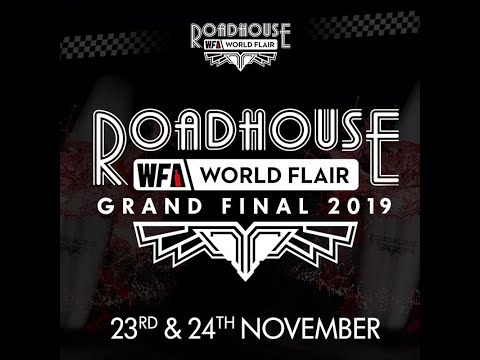 Paolo Chiari and Paolo Borghesi 3rd place Roadhouse Grand Final 2019 Tandem