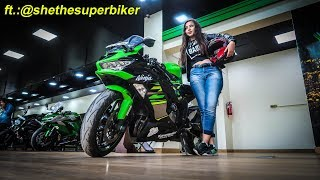 GIRL Buying Superbike !! Too Much Of CONFUSION 😱🙊🙈