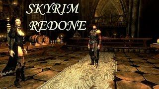Skyrim Redone: ** Замок Волкихар - Лорд Харкон   ** (#9)