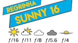 Câmera Velha #17 Regrinha Sunny 16