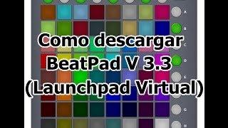 Descargar beat pad para pc gratis 2016 + Canciones de Skrillex