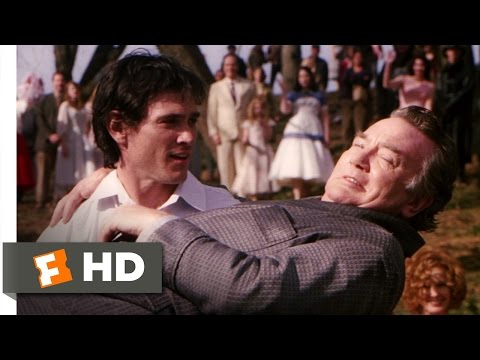 Actor Albert Finney died yesterday. The ending scene of Big Fish where his character dies might be the greatest send off anyone could think of.