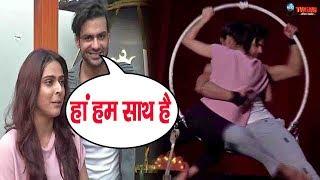 Nach Baliye 9 | Contestants Finale Rehearsal | Vishal Aditya Singh | Madhurima Tuli | Star Plus Show