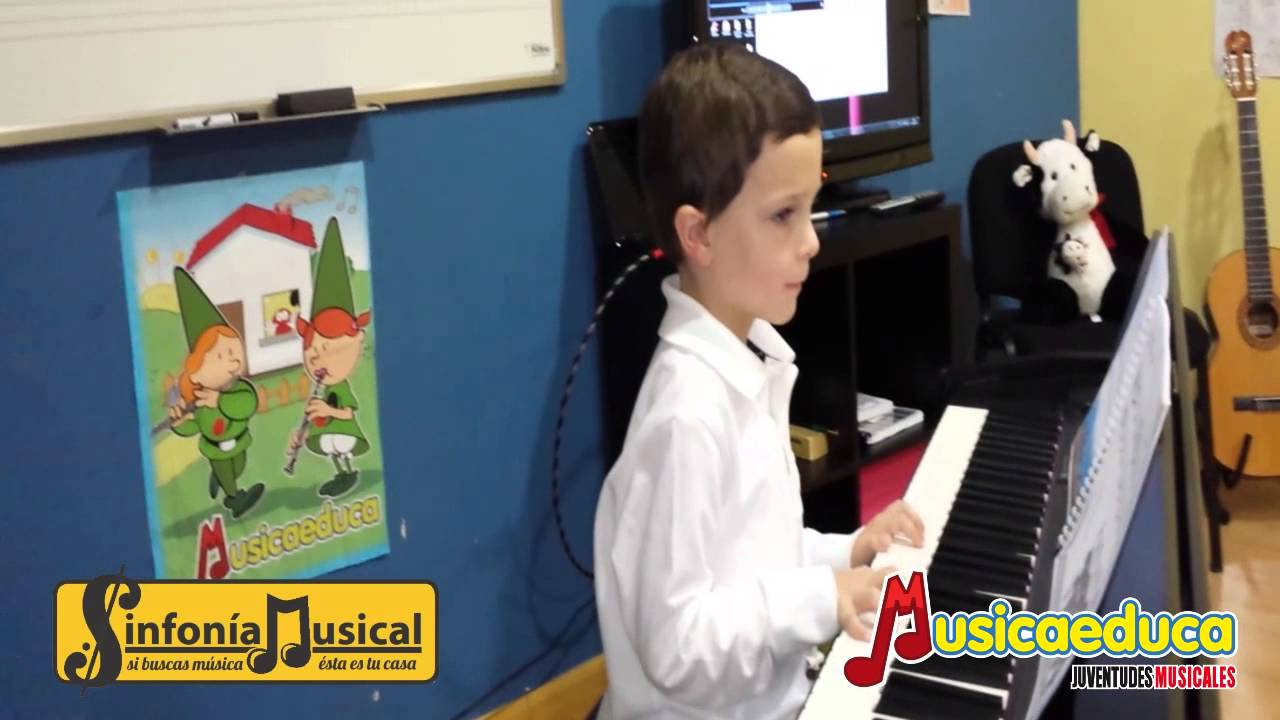 Pasa el batallón - Mi Teclado 1 - Sinfonía Musical
