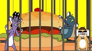 Rat-A-Tat |'Food & Fun Mice Cage Lock Break Food Cartoons NewEp'| Chotoonz Kids Funny Cartoon Videos
