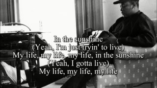 Dr Dre - My Life (Lyrics On Screen)