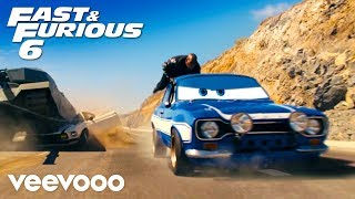 Pixarized Cars ⌁ Furious 6 ⌁ Paul Walker Tribute ⌁ Fast & Furious ⌁ MK1 Escort
