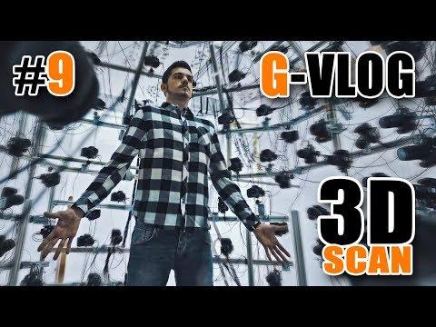 SCAN do virtuálnej reality?! │ G-VLOG #9