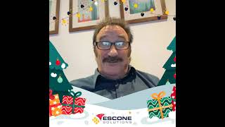 Paul Chuckle surprises Escone!
