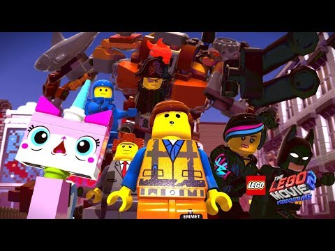 The LEGO® Movie 2 Videogame - Official Teaser Trailer thumbnail