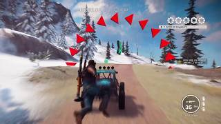 Just Cause 3 Part 1 Game Play Finish Province Find Hidden Missions PS4 Game PLay