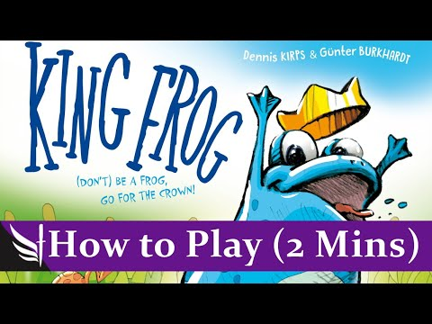 How to Play - King Frog