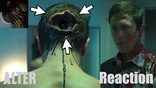 "umm...LOOK AT THIS MAN'S CRANIUM | ALTER's Horror Short Film ""The Grey Matter"" (REACTION)"