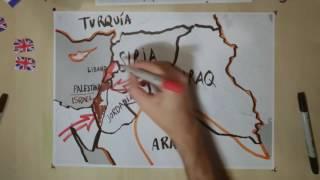 Война в Сирии за 10 минут