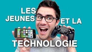 Cyprien - Les Jeunes Et La Technologie