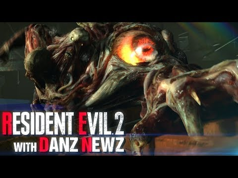 Crane Game - Resident Evil 2 w/ Danz Newz Pt6