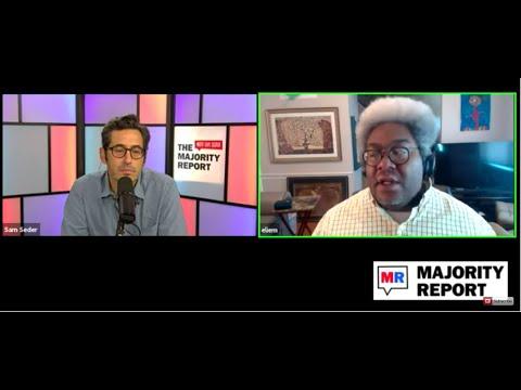 Amy Coney Barrett & Battling a Conservative Judiciary w/ Elie Mystal - MR Live - 9/30/20