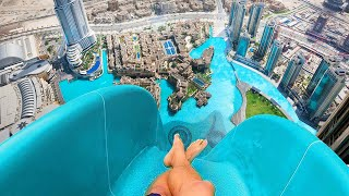 The Most Dangerous Waterslide In The World!