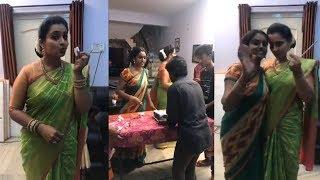 Karthika Deepam On Location Video Fun On Sets