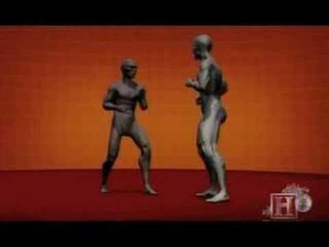 Human Weapon - TaeKwonDo - Rear Horse Kick