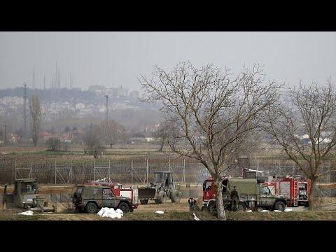 Ευρωκοινοβούλιο: Αλληλεγγύη στην Ελλάδα για την κατάσταση στα σύνορά της…