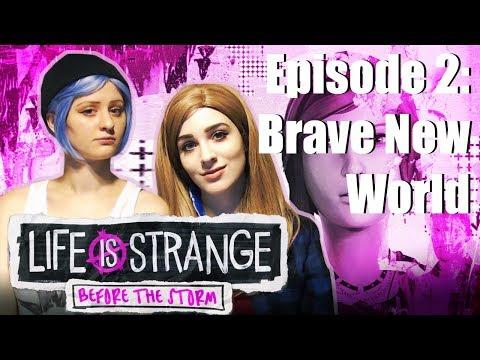 Life is Strange: Before the Storm   Episode 2: Brave New World [Livestream]