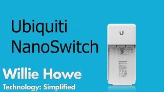 Ubiquiti 2018 Product, The NanoSwitch