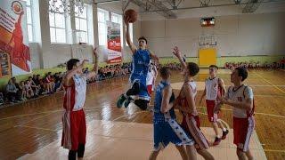 18 открытый городской турнир по баскетболу памяти В.С.Гераськова