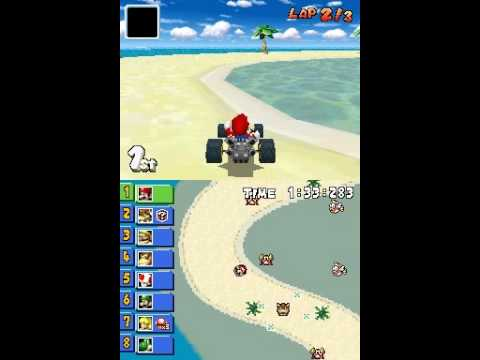 Видео № 0 из игры Mario Kart (US) (Б/У) [DS]