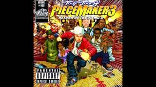"""22 Tony Touch - Slaughter Session (Ft, Joell Ortiz, Royce da 5'9"""" & Crooked I)"""