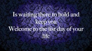 Open Up Your Eyes- Daughtry (lyrics)