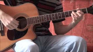 Lekce kytary - Jarek Nohavica - Zatímco se koupeš
