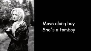 Gambar cover Miranda Lambert ~ Tomboy (Lyrics)