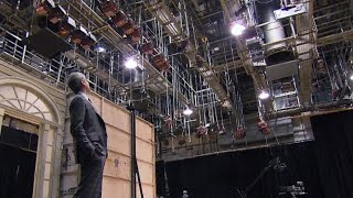 A tour of the CBS Broadcast Center