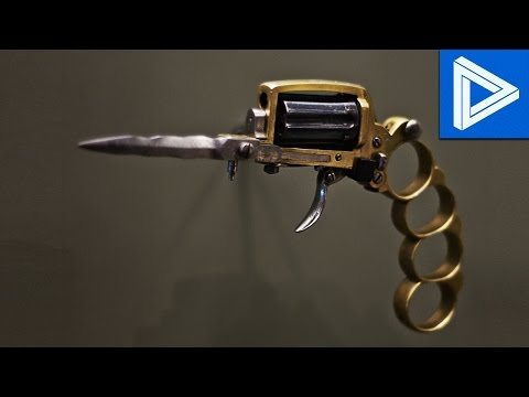 10 Most Dangerous Melee Weapons You're Glad Are Illegal