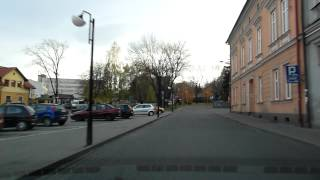 preview picture of video 'Wadowice Rynek'