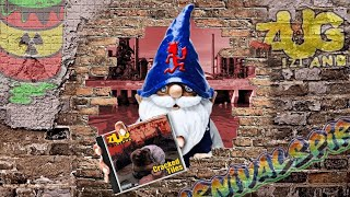 Bloody Birthday - Zug Izland CRACKED TILES - 15 Years Old