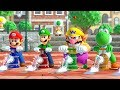 Super Mario Party All Mini Games