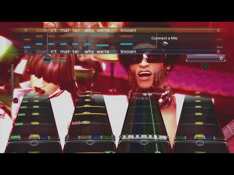Silversun Pickups - It Doesn't Matter Why - Rock Band 3 Custom Preview - James Bloom
