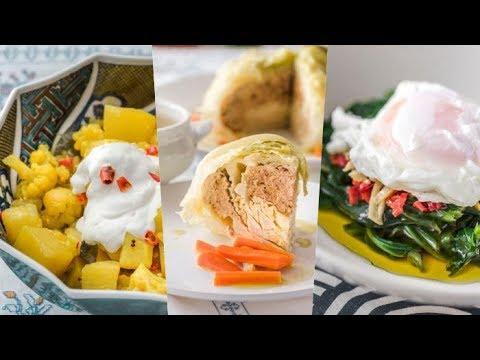 Recetas con verduras de otoño e invierno | Guía Repsol