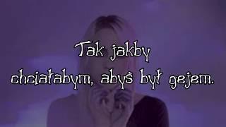 Billie Eilish   Wish You Were Gay   Tłumaczenie PL (Napisy Polskie)
