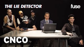 Cnco Takes A Lie Detector