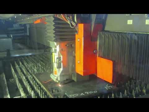 Wycinarka Laserowa CNC BYSTRONIC BYSPEED Pro 3015 - zdjęcie