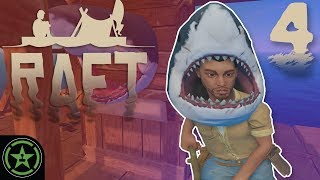 Shark Cult - Raft | Let's Play